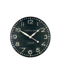 Часы настенные барбершопа