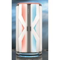 """Вертикальный гибридный солярий """"Ergoline Sunrise Hybrid Light LED 7200 (48 ламп по 180W)"""""""